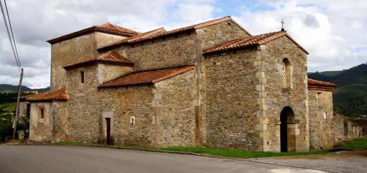 Kirche Santianes de Pravia