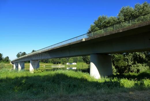 Rheinbrücke Sasbach–Marckolsheim