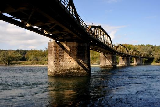 Eisenbahnbrücke Koblenz