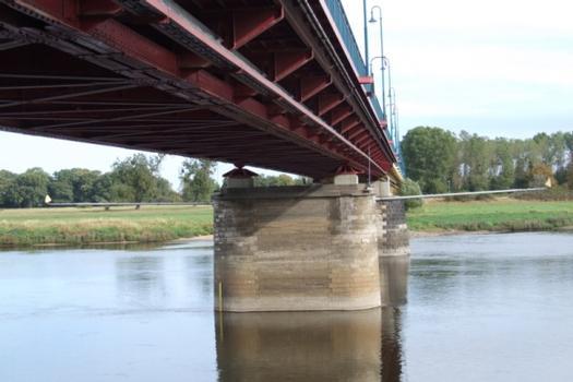 Elbebrücke Schönebeck