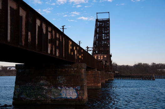 Crook Point Bascule Bridge