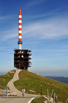 Chasseral Transmission Tower