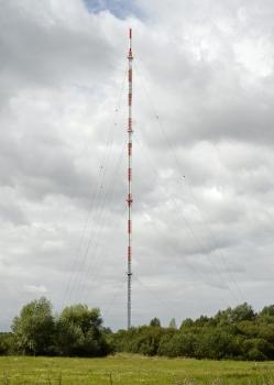 Mât émetteur de Rostock-Krummendorf