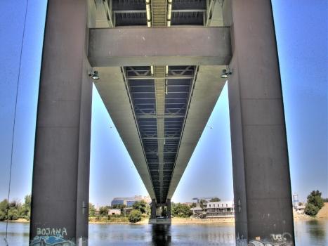 New Sava Railroad Bridge