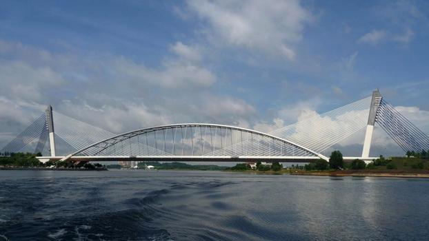 Seri Saujana Bridge