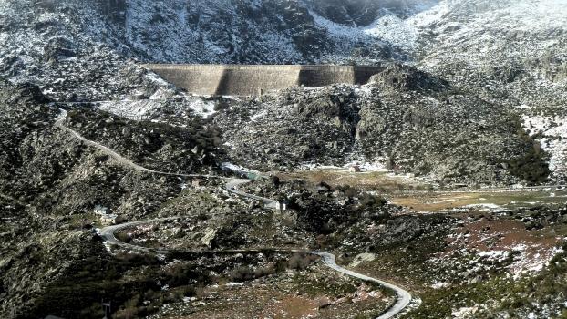 Barrage de Covão do Ferro