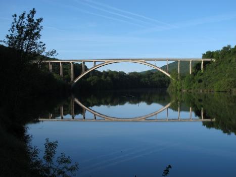 Ainbrücke Serrières-sur-l'Ain