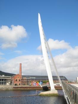 Swansea Sail Bridge