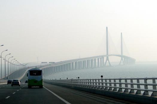 Pont nord de Chongming