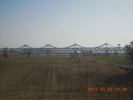 Jinan High-Speed Rail Yellow River Bridge