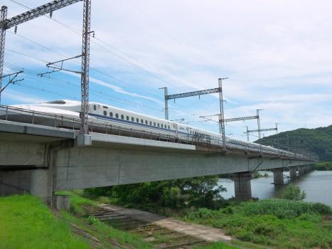 Yoshiigawa-Brücke