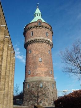 Randersvej Water Tower