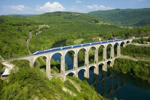 Cize-Bolozon Viaduct