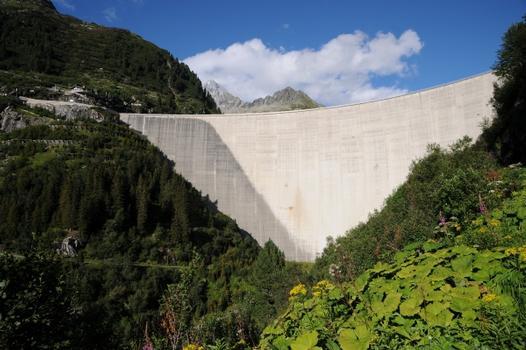 Zillergründl Dam