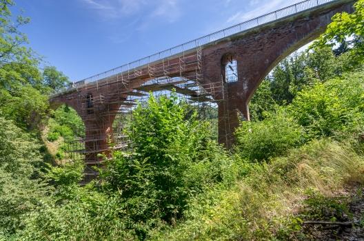 Eulengebirgsbahnbrücke Żdanów
