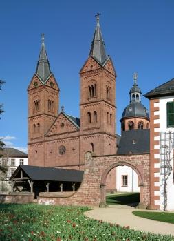Basilique Saint-Marcellin-et-Saint-Pierre de Seligenstadt