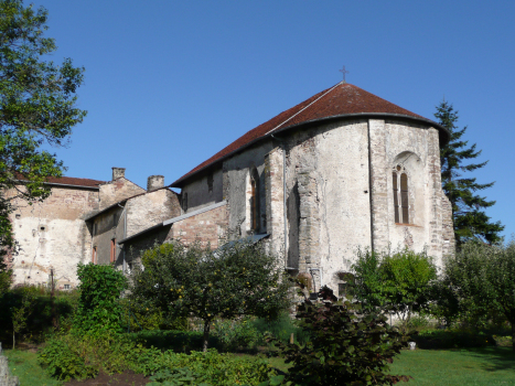 Église prieurale Saint-Maur