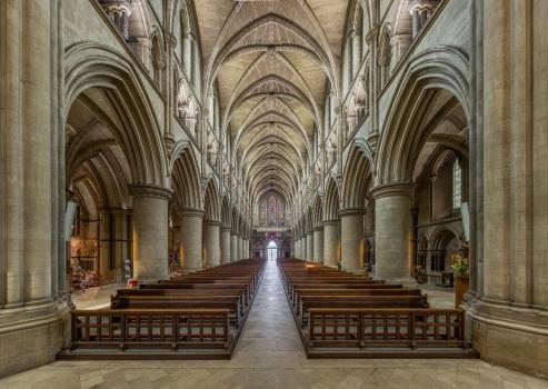 Cathédrale Saint-Jean-Baptiste de Norwich