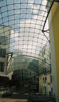 Roof over a Courtyard (Stuttgart)