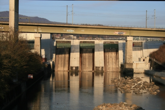 Wettingen Dam