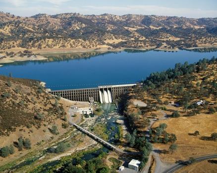 Stony Gorge Dam