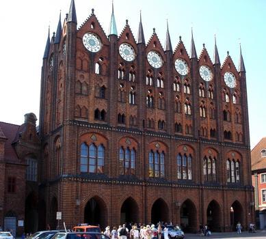Hôtel de ville (Stralsund)