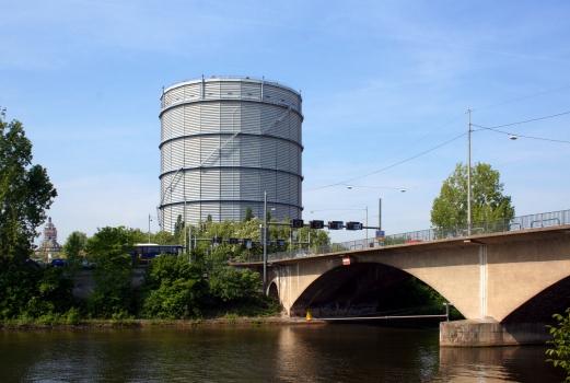 Gaisburg Gasometer