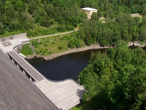 Rappbode Dam
