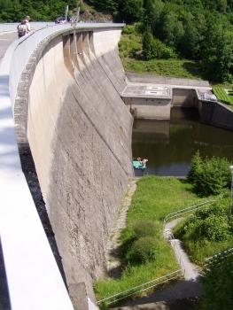 Wendefurth Dam