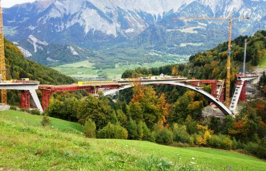 Tamina Bridge