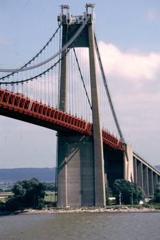 Pont de Tancarville, Normandy