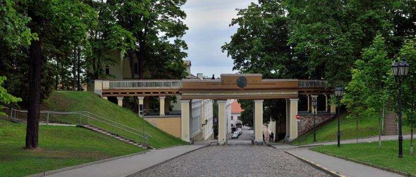 Engelsbrücke Tartu