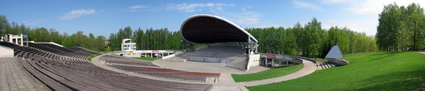 Freilichttribüne Tartu