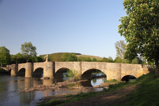 Tauberbrücke Tauberrettersheim