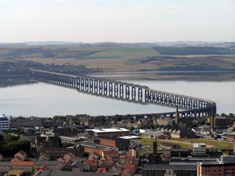 Firth of Tay Brücke