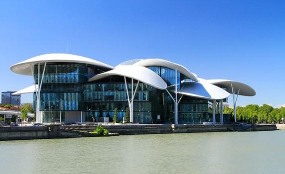 Verwaltungsgebäude in Tiflis