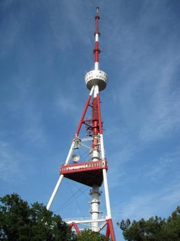 Fernsehturm TIflis