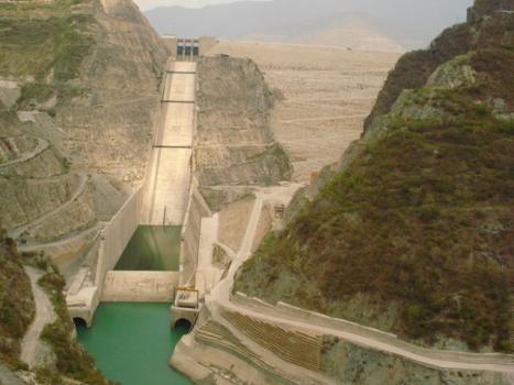 Barrage de Tehri