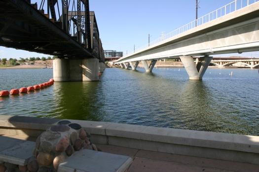 Tempe Town Lake METRO Bridge