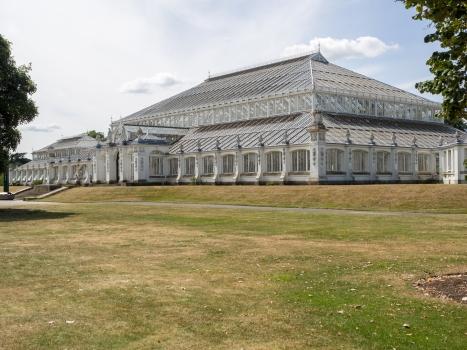 Kew Gardens Temperature House