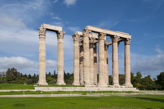 Temple de Zeus Olympien