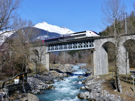 Bourg-Saint-Maurice Viaduct
