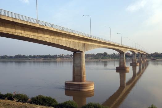 First Thai–Lao Friendship Bridge