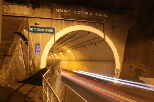 Mount Victoria Tunnel