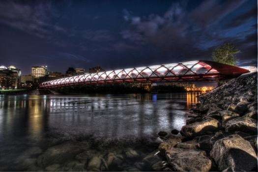 Peace Bridge (Calgary)