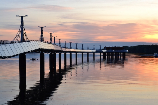 Plock Yacht Port Pier