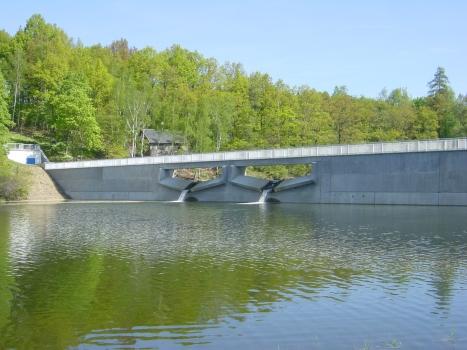 Petit barrage de Thossfell