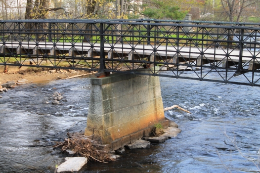 Tilton Island Park Bridge