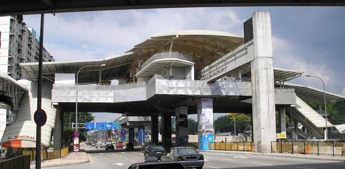 Titiwangsa Monorail Station