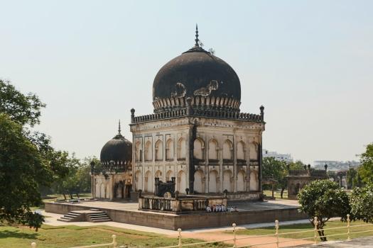 Tombe d'Ibrahim Quli Qutb Shah